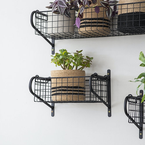 Steel Hanging Basket in Small