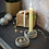Thumbnail: Cement Set of 2 Candleholders Short