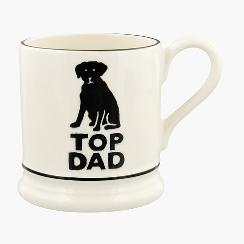 Bright Mugs Top Dad 1/2 Pint Mug