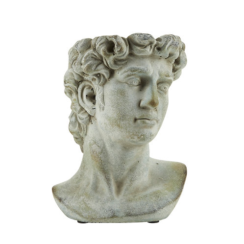 Roman Torso Flowerpot Head - Large