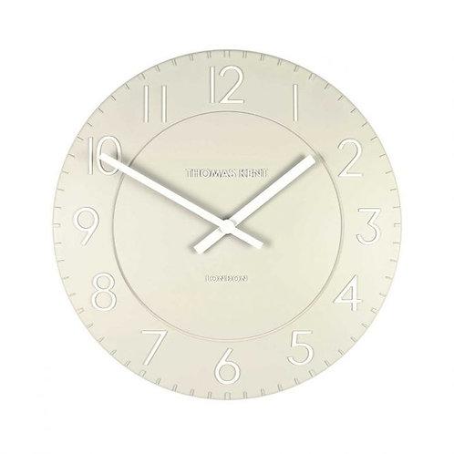 12 Inch Putty Townhouse Clock