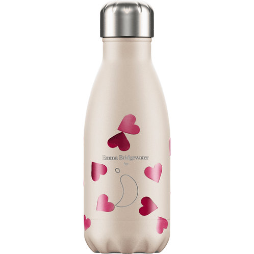 Chilly's 260ml Emma Bridgewater Hearts Water Bottle