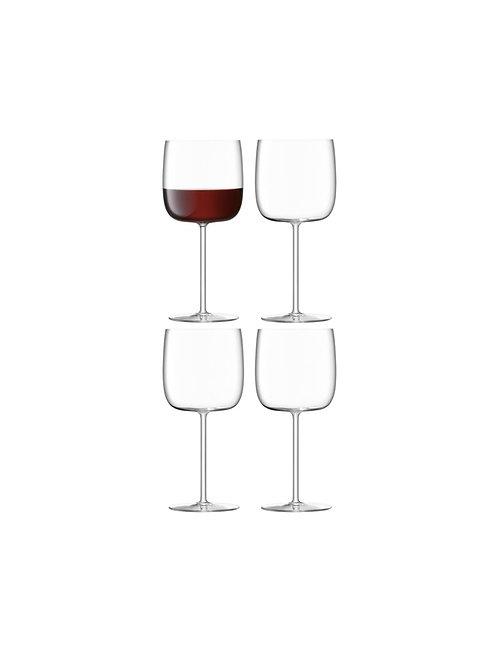 Set of 4 Borough Wine Glasses