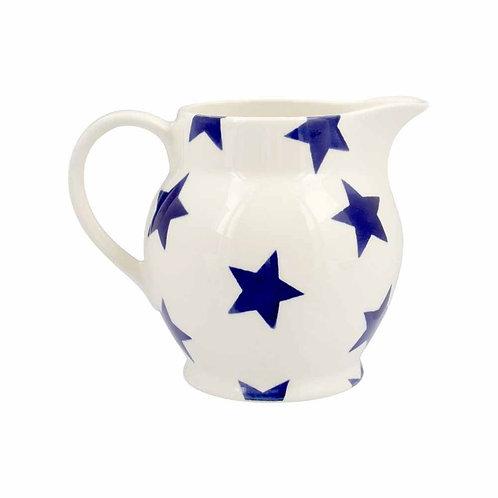 Blue Star 1/2 Pint Jug