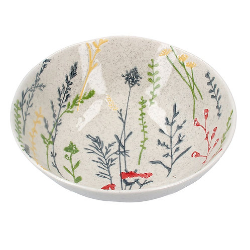 Ceramic Bowl - Meadow