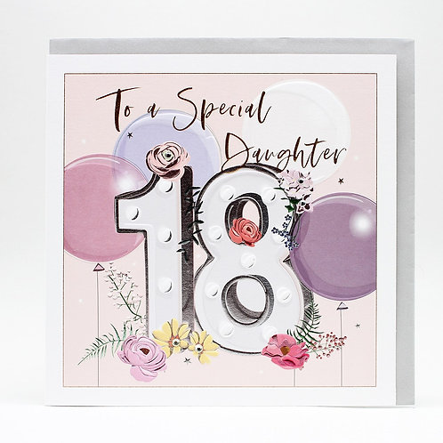To a Special Daughter 18