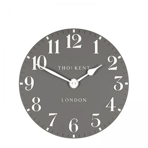 12 Inch Arabic Dolphin Wall Clock