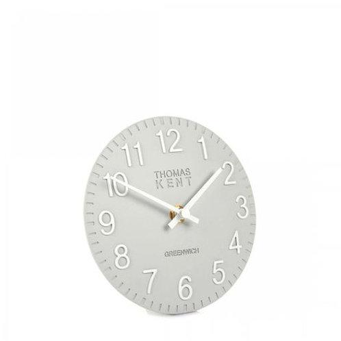 6 Inch Cotswold Smoke Mantel Clock