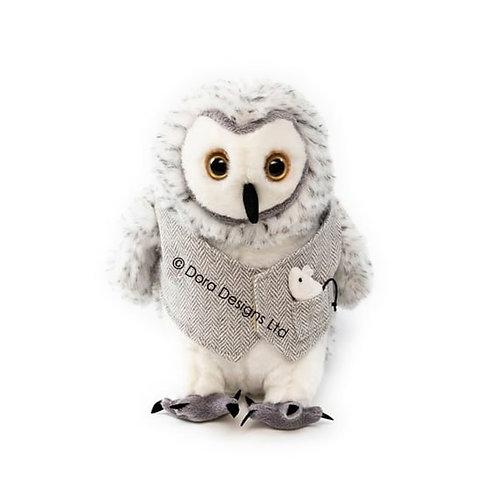 Queenie the Queen Owl