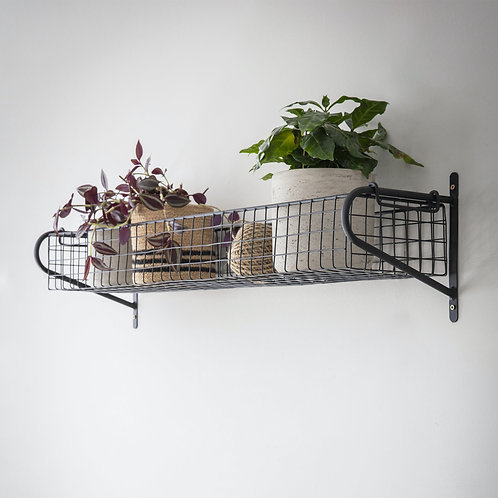 Steel Hanging Basket in Large