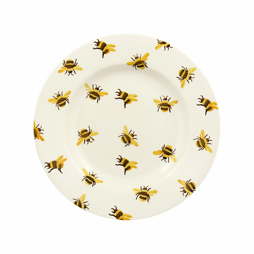 Bumblebee 8 1/2 Inch Plate