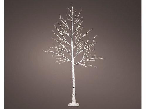 LED birch tree  240cm - 160 Lights