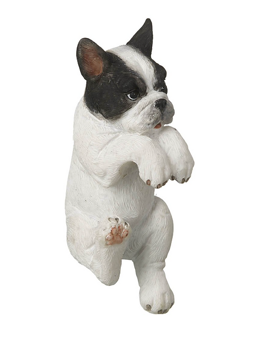 French Bulldog Pot Hanger
