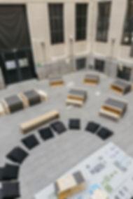 Matteo Ferrari Studio - Arquitectura Diseño Architecture Design Retail Hospitality Shop  Interior Libros Mutantes Goldcar Ambrosia IED Instituto Europeo de Diseño 2017