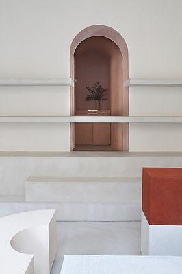 Matteo Ferrari Studio - Arquitectura Diseño Architecture Design Retail Hospitality Shop  Interior Libros Mutantes Goldcar Ambrosia Malababa Walk With me