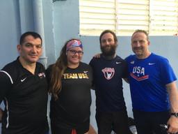 Junior Pan-Am Championships, Cuba 2019