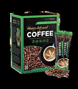 hempworx official hemp-infused cbd coffe
