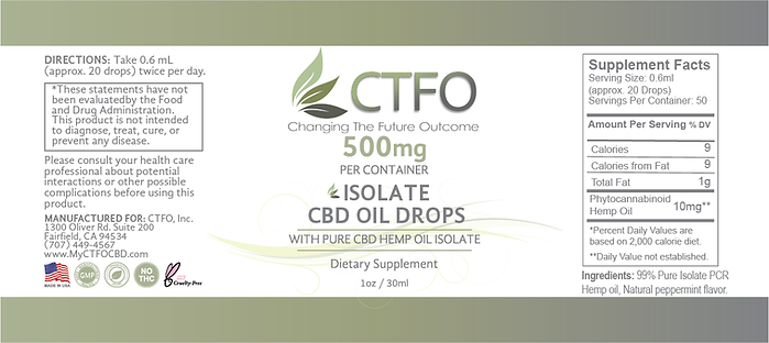 CTFO_isolate500mg_Label.png