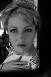 celebrity model artist monika jensen photoshoot califorina