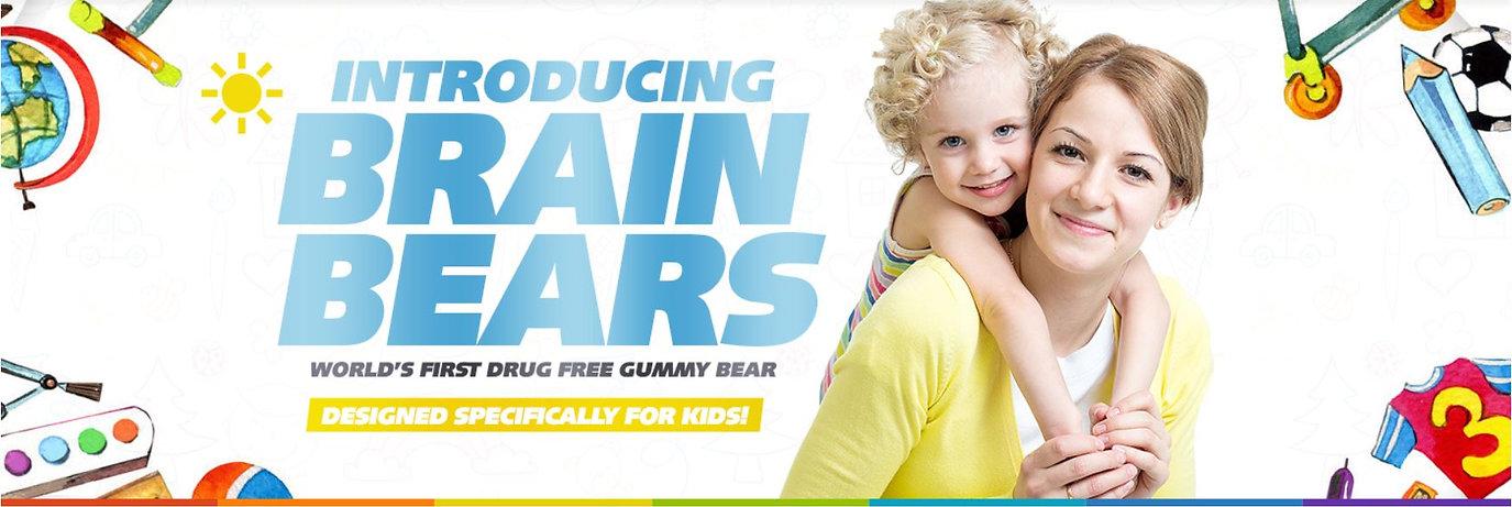 brain bears kids vitamin my daily choice