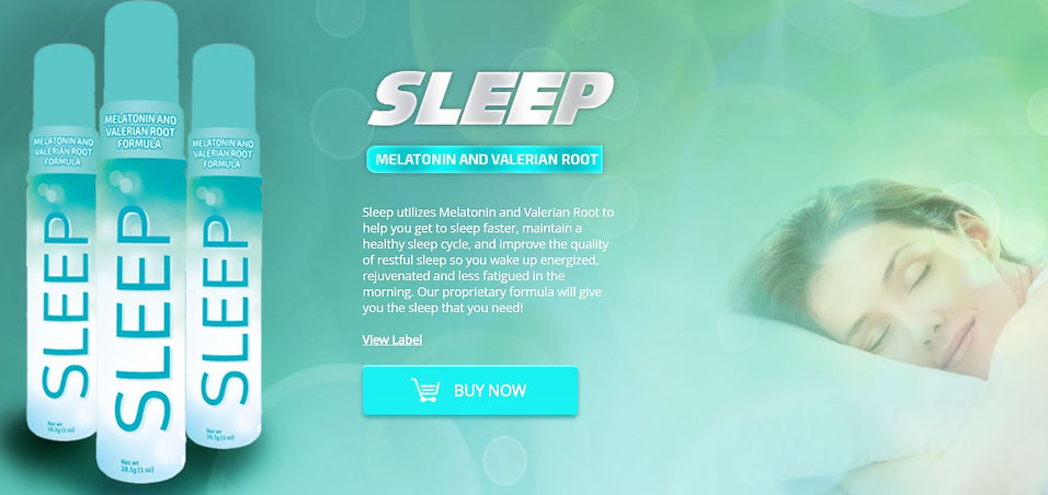 mydailychoice myhempplanetsleep spray melatonin and valerian root