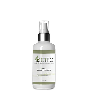 ctfo cbd facial cleanser