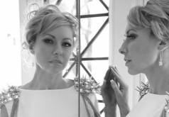 celebrity model artist monika jensen photoshoot modelling