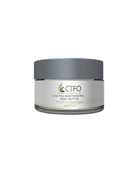 CTFO CBD Body Butter Cream