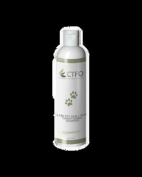 ctfo cbd pet shampoo