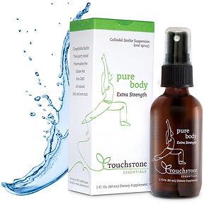 Pure Body Extra Stregth Oral Spray