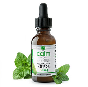 Calm Hemp CBD Oil 750mg