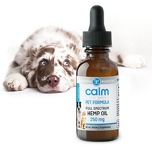 Calm Pets Hemp CBD Oil 250mg