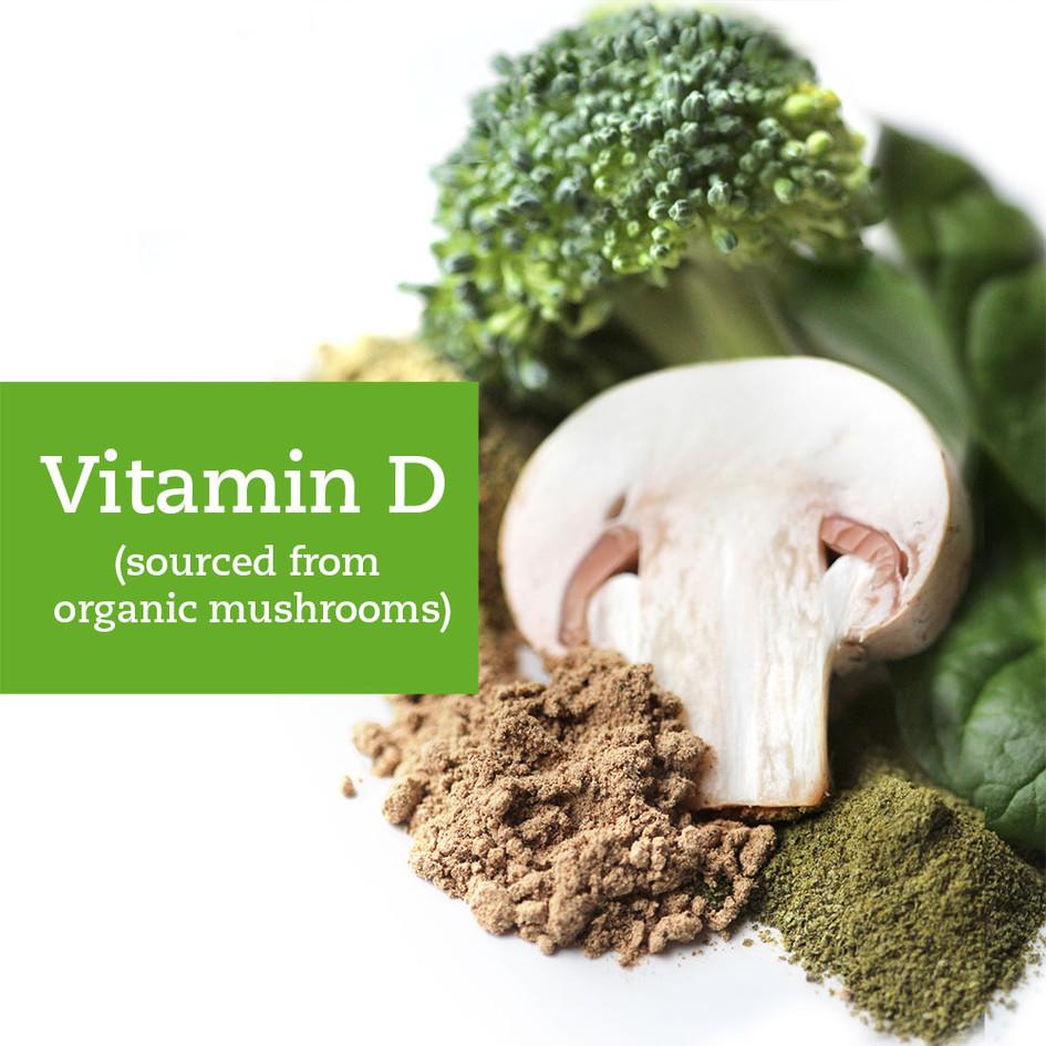 Supergreens +D supplement pure cbd facto