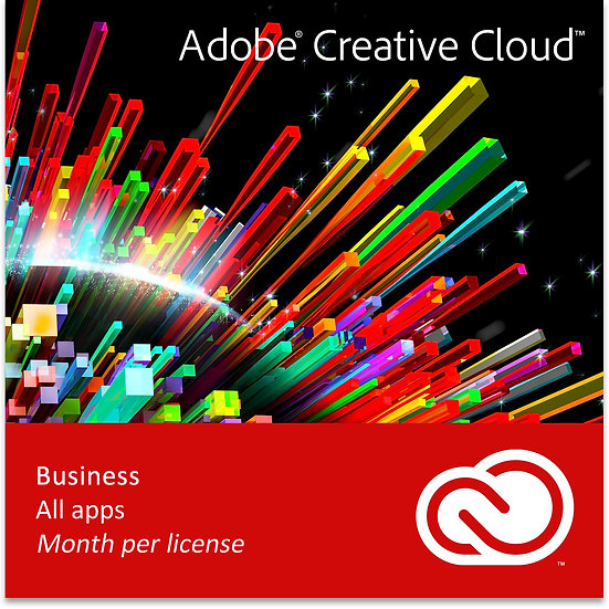 Adobe Creative Cloud All Apps (Business)
