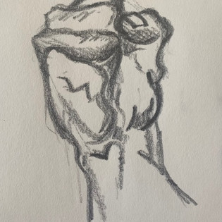 Hand Drawing Sketch
