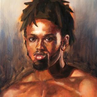Oil Portrait 1
