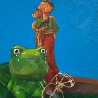 Kurt Simonson Still Life Painting