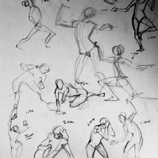 allison-cass-10th-grade-gesture-drawing