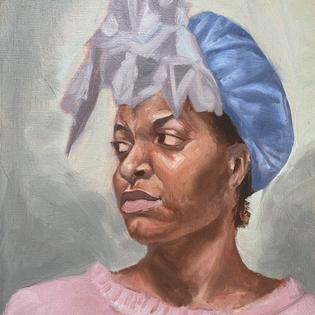 Oil Portrait 2
