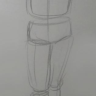 Block Drawing Analysis
