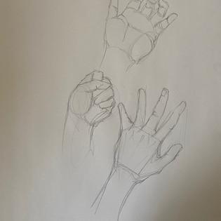 junwoo-park_12_gesture-drawings-of-hands