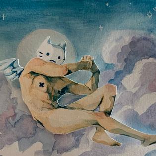eunice-oh-watercolor-art-history-sheba