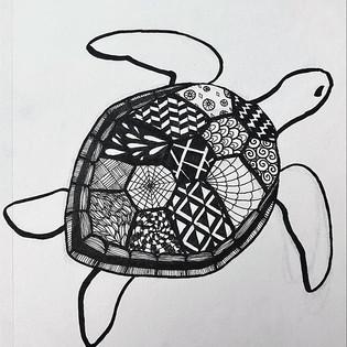 Animal Pattern Illustration