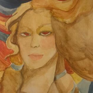 phoebe-hong-watercolor-art-history-she