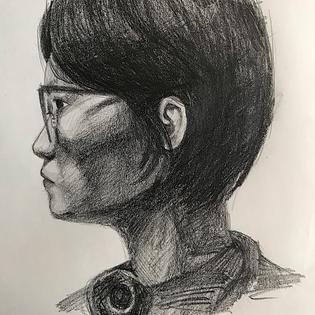Self portraits #3