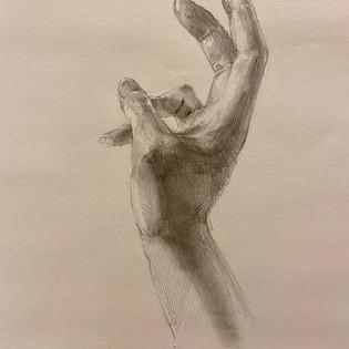 Hands in Detail