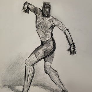 Figure Drawing Analysis