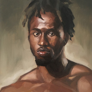 Oil Portrait 4