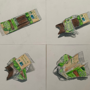 Snack Drawing