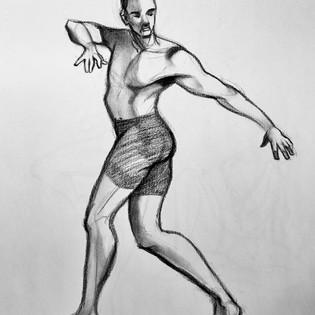 Free Draw Charcoal